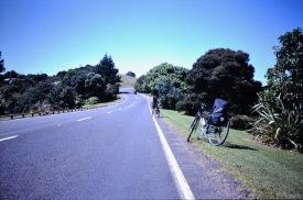Fietstochtje op Waiheke